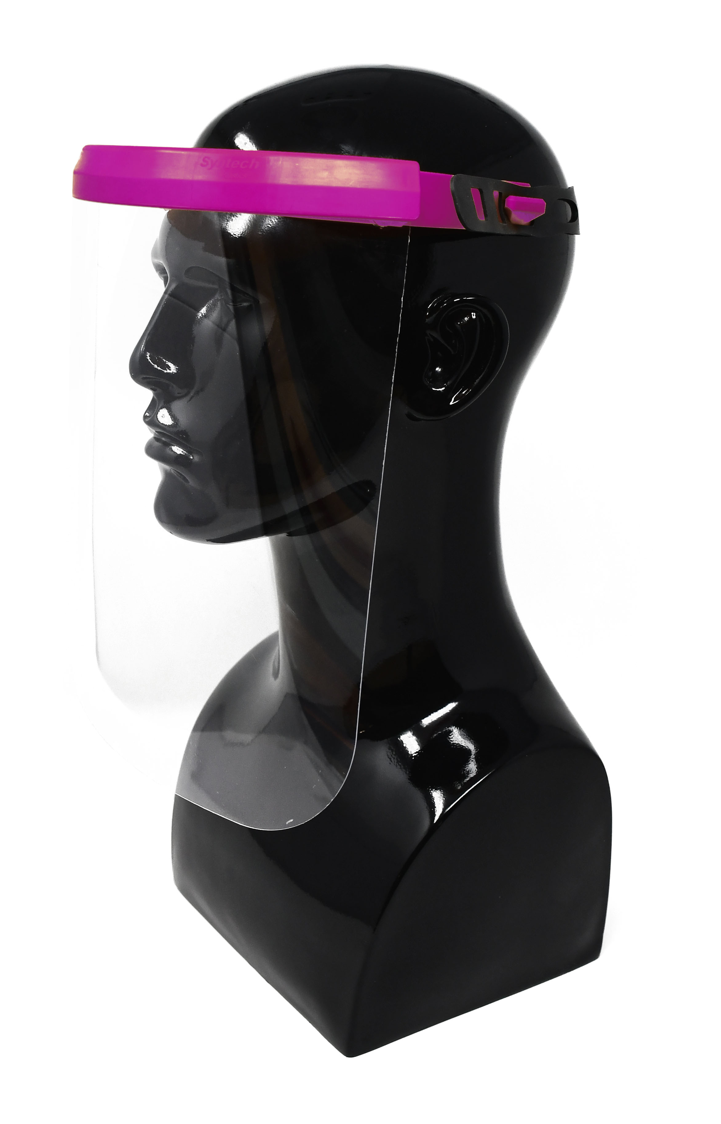Gesichtsschutz- / Spuckschutzvisier 240mm Visier - 9 Farben