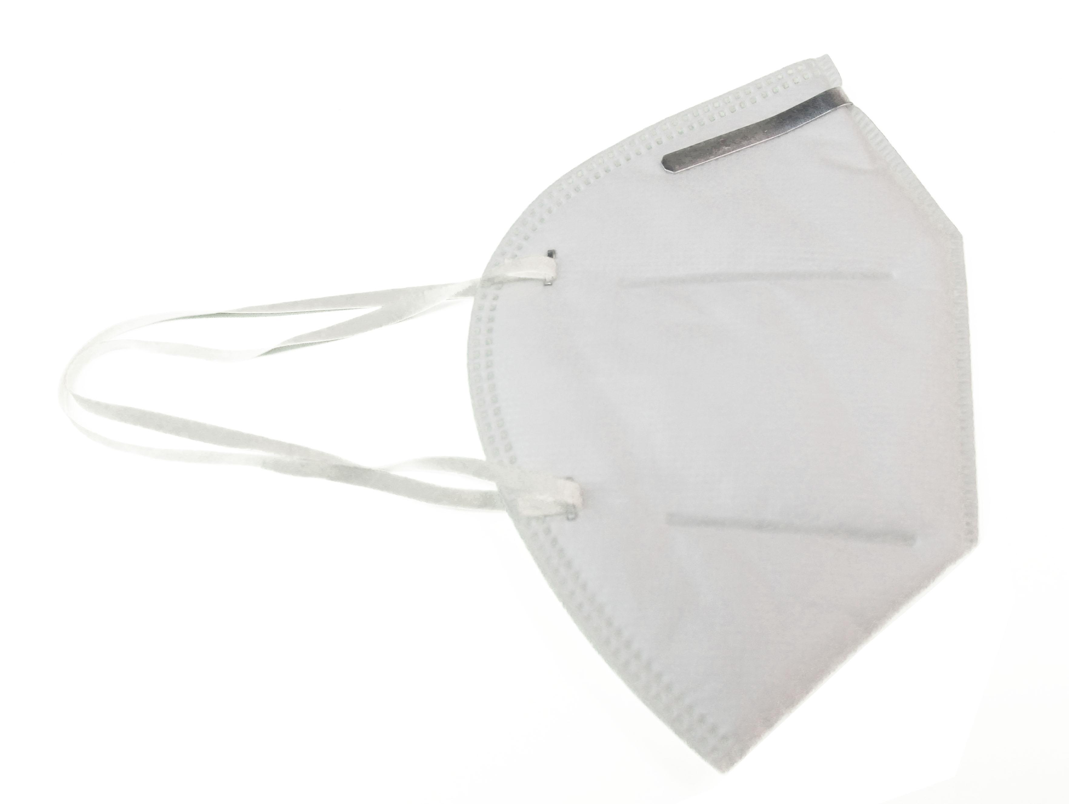 Mund-Nasen-Maske KN95 (Einweg)