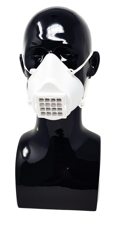 Mund-Nasen-Maske mit auswechselbarem Filtereinsatz (Community)