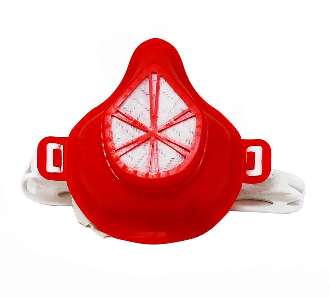 Hochwertige Mund-Nasen-Maske voll desinfizierbar (Community)