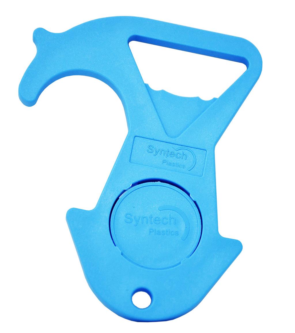 Hygiene Türöffner 4 in 1 im Schlüsselbund Format